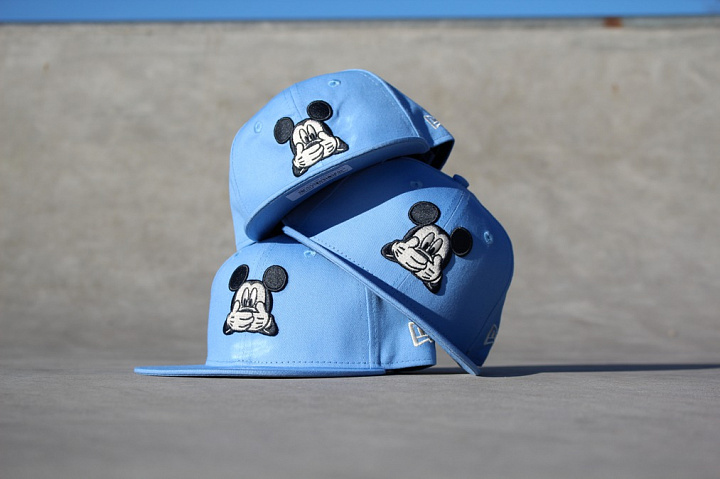 9fifty mickey Mouse Baby Blue Child (4)