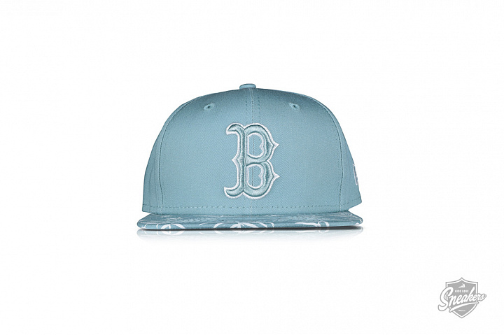 9fifty Boston Red Sox Palm/Blue Youth (0)