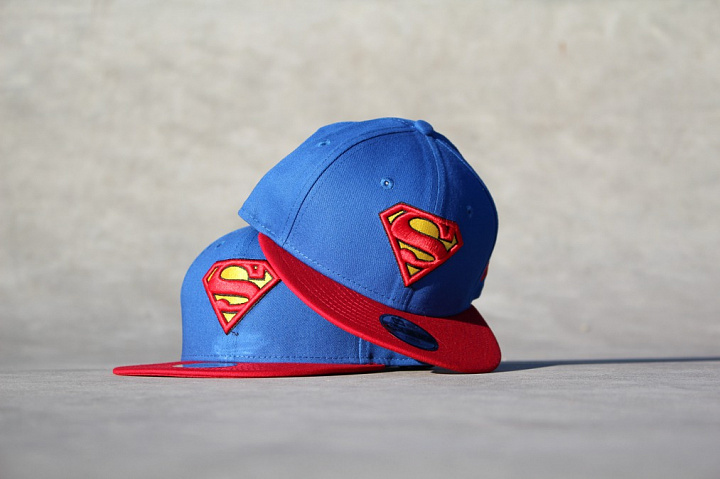 Superman Blue/Red Youth  (2)