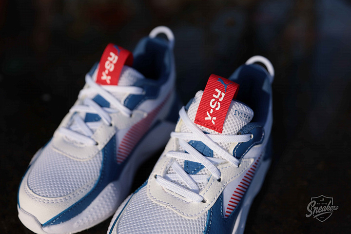 Rs-X Joy White/Red/Blue PS (2)