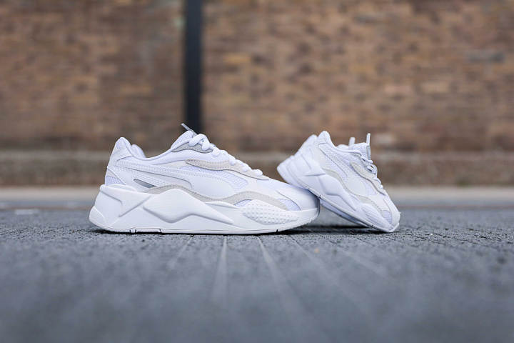 Rs-x3 White/Silver GS (5)