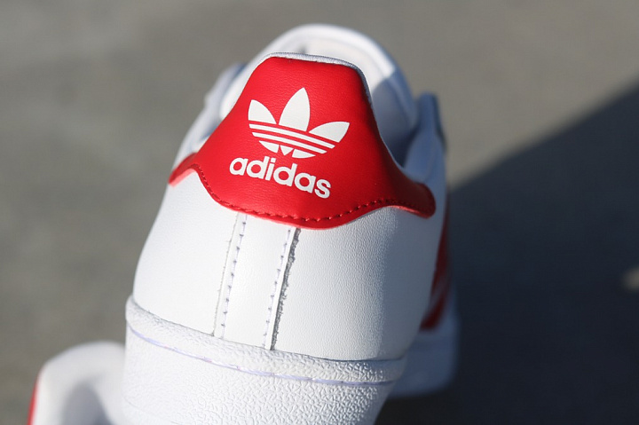 Superstar White/Red GS (5)