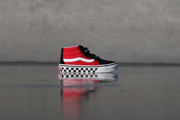 Sk8-mid Reissue Red/Black Checker PS (1)