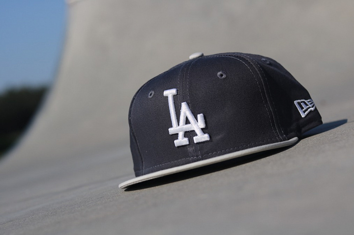 9FIFTY LA Grey/Silver Youth (0)