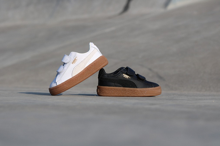 Basket classic gum deluxe whit (12)