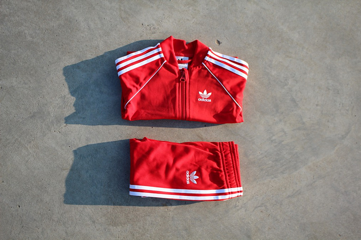 Superstar Suit Scarlet Red TS (0)
