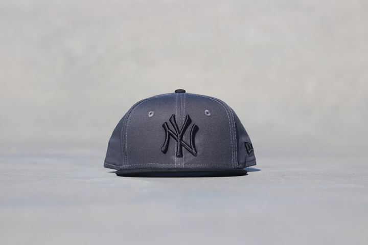 9fifty NY Yankees Grey/Black Youth (0)