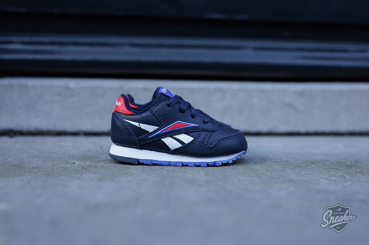 Classic Leather Navy/Red TS (3)