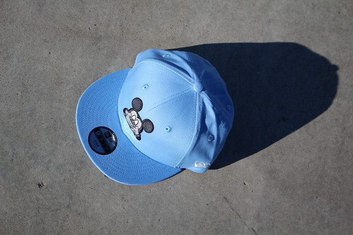 9fifty mickey Mouse Baby Blue Child (2)