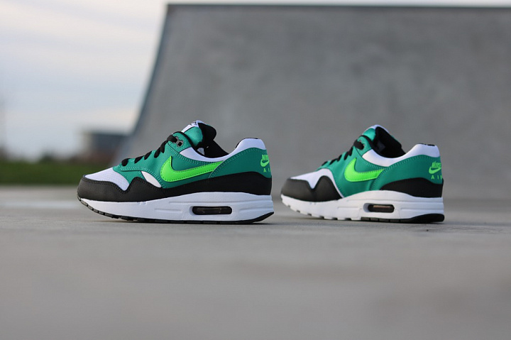 Air max 1 Neptune/Green GS (5)