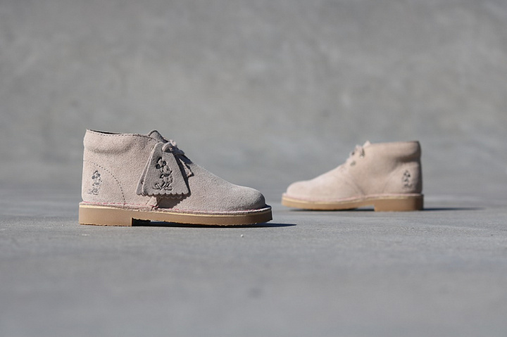 Desert boot sand mickey-mouse (5)