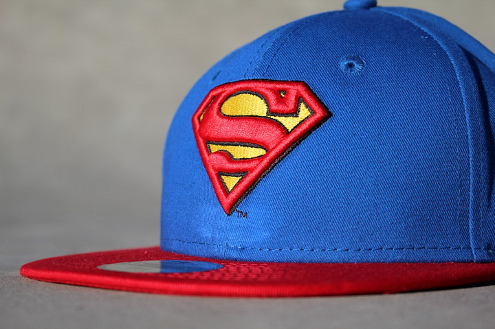Superman Blue/Red Youth  (1)