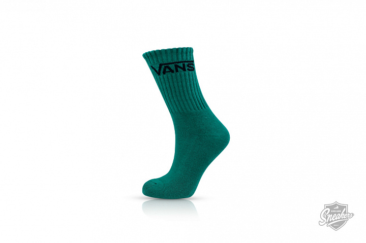 Classic Crew Socks 3-Pack Green/Navy/Port  (0)