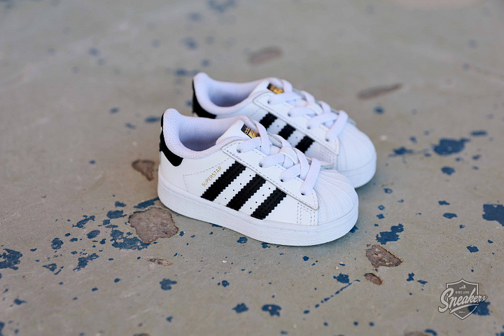 Superstar White/Black TS (2)