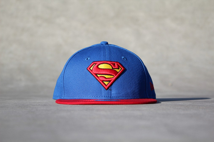 Superman Blue/Red Youth  (0)