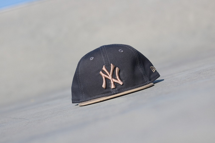 9fifty NY Yankees Grey/Sand (0)