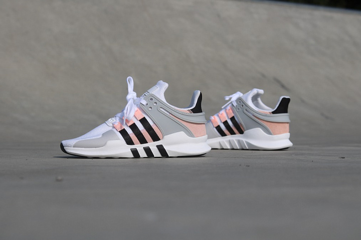 05a97c3a7fb Adidas EQT Support Advance Pink - Wit | Kids love sneakers