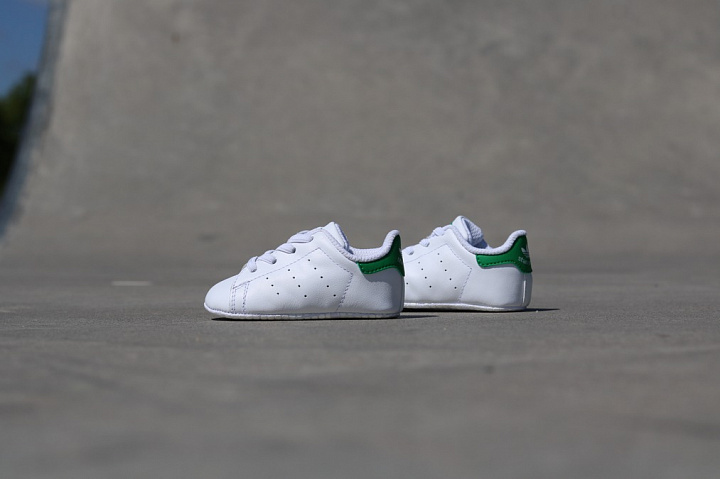 Stan smith White O.G Crib (3)