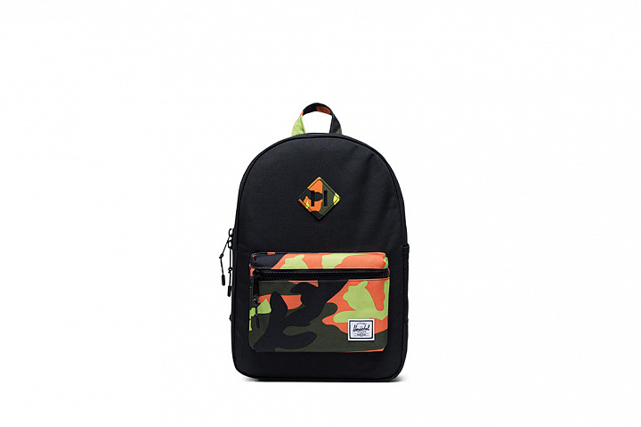 Heritage youth black/neoncamo (3)