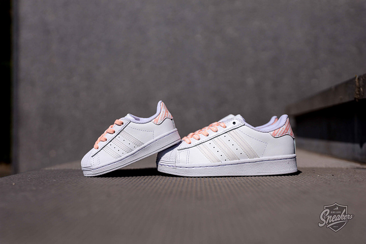 Superstar White/Glopink PS (3)