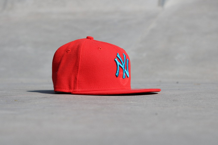NY Yankees Red/Blue Youth (1)