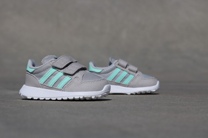 Forest Grove Grey/Mint TS (0)