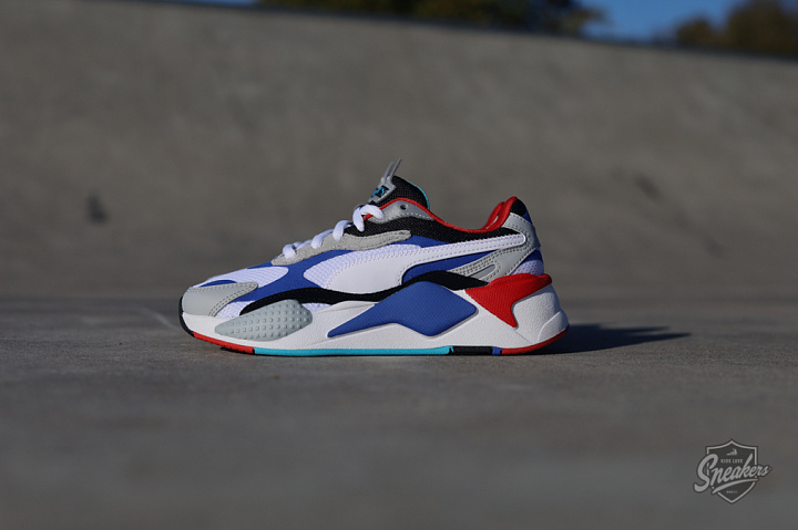 Rs-X Puzzle White/dazzling blue/red GS (4)
