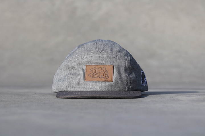 5-panel Denim/Grey TS  (0)