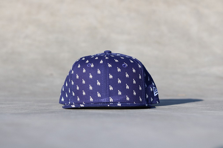9FIFTY LA Dodgers All-over-print Navy Child (0)