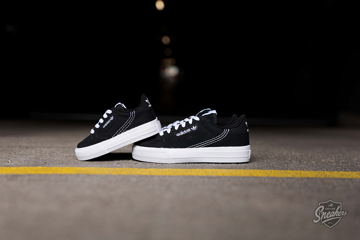 Continental Vulc Black/White PS (3)