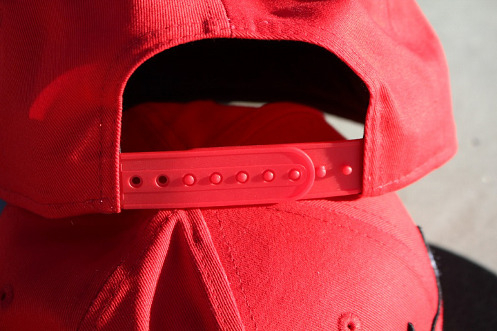 9FIFTY Chicago Bulls Red/Black Child (4)