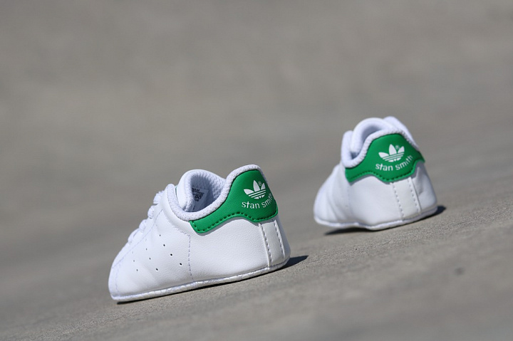 Stan smith White O.G Crib (4)