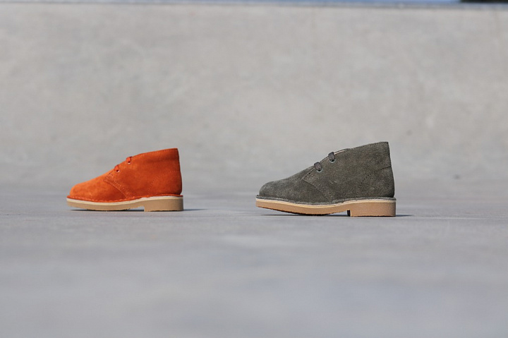 Desert Boot Olive Suede TS  (4)