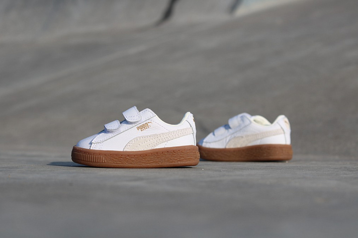 Basket classic gum deluxe whit (0)