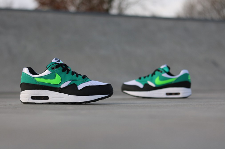 Air max 1 Neptune/Green GS (2)