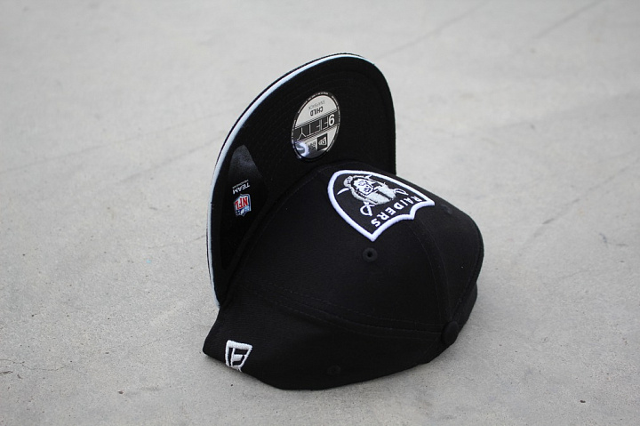 9FIFTY Raiders Black/Silver Child (3)