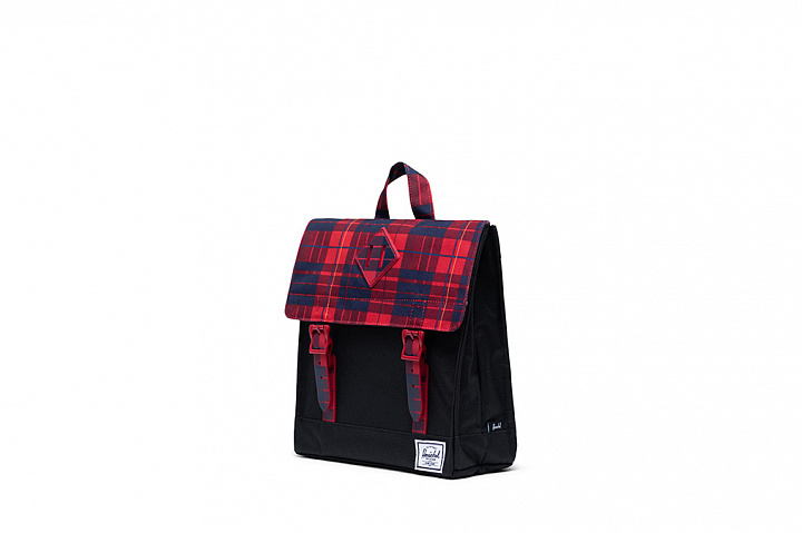Survey black/plaid  (2)