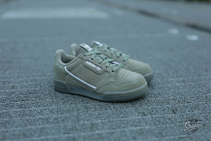 Continental Army-green/Suede PS (4)