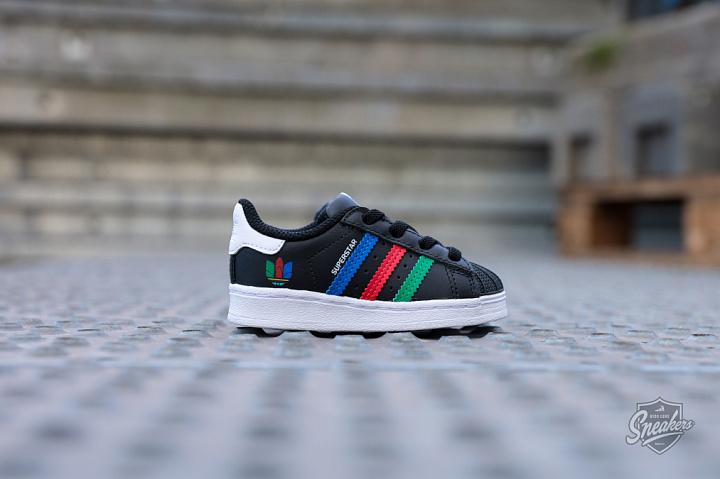 Superstar Black Green Cloud White TD (2)