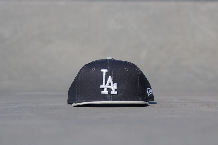 9fifty LA Dodgers Grey/Silver Child (0)