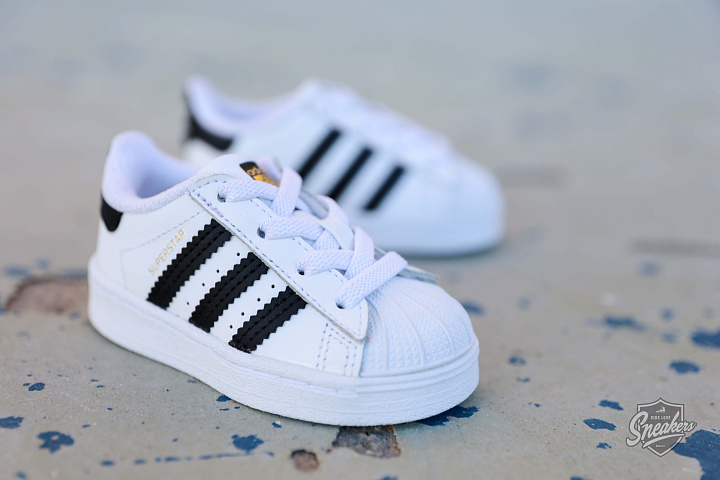 Superstar WhiteBlack TS Wit