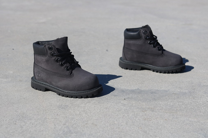 Premium boot forged iron/Grey TS (5)