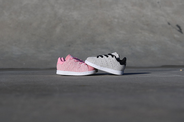 Stan smith Glow/Spikkels Pink TS (8)