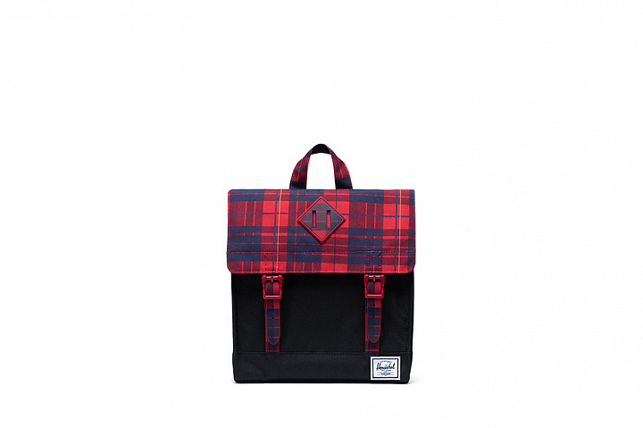 Survey black/plaid  (0)