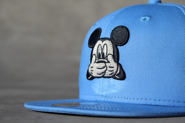 9fifty mickey Mouse Baby Blue Child (1)