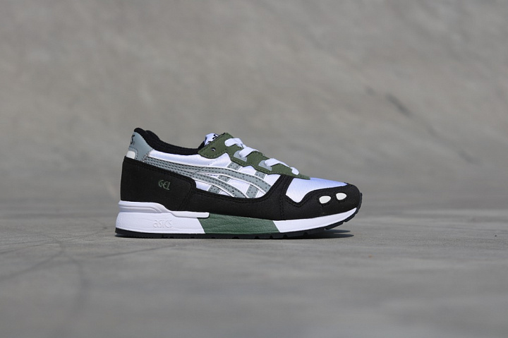 Gel-lyte White/Army Green PS (0)