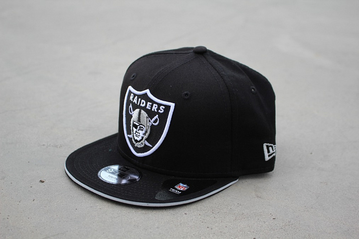 9FIFTY Raiders Black/Silver Child (0)