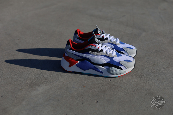 Rs-X Puzzle White/dazzling blue/red GS (1)