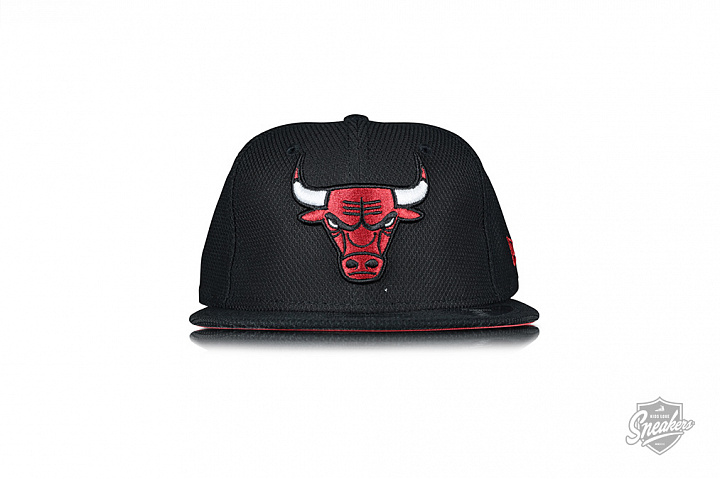 9fifty youth bulls black/red (0)