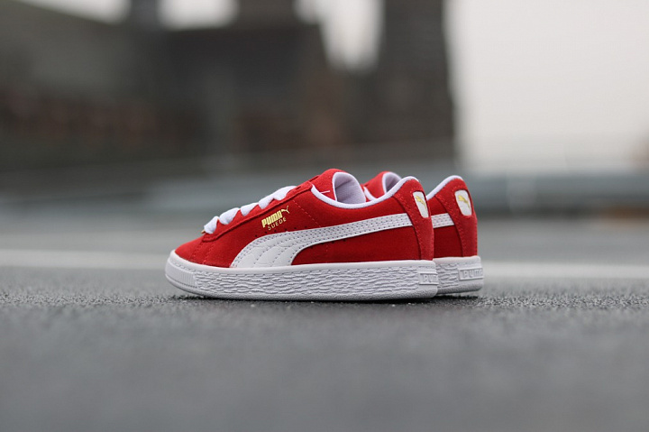 Suede classic bboy ps red-flam (3)